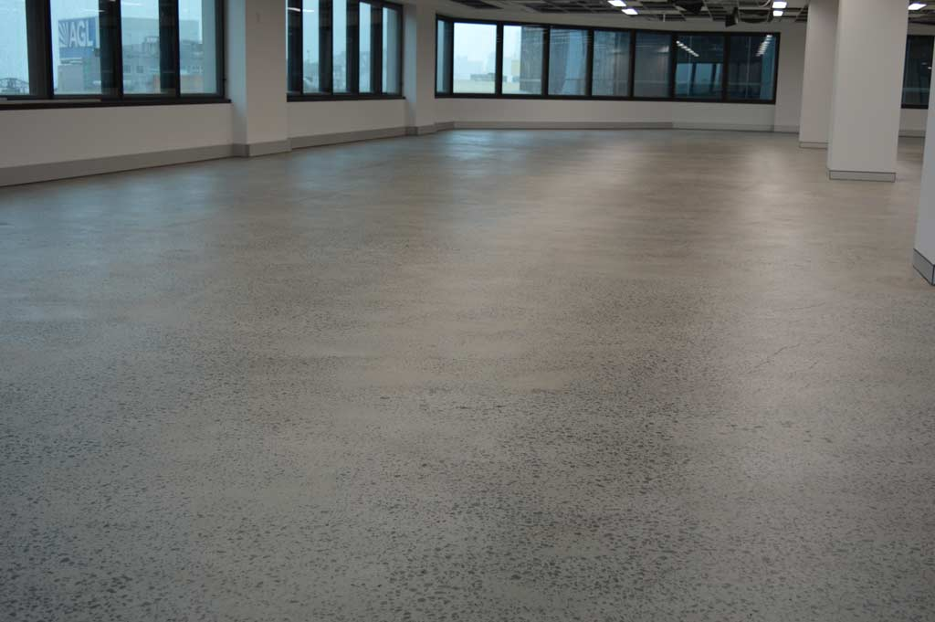 polished concrete north sydney