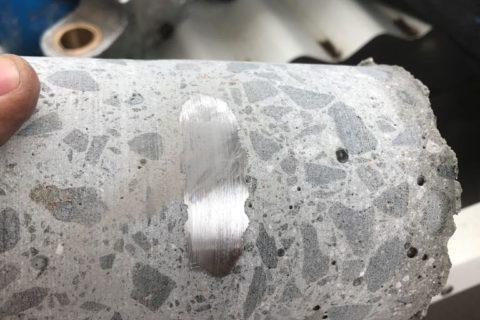 concrete core drilling leura train station