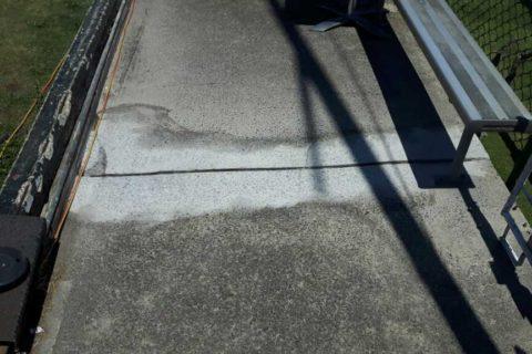 concrete grinding petersham bowling club