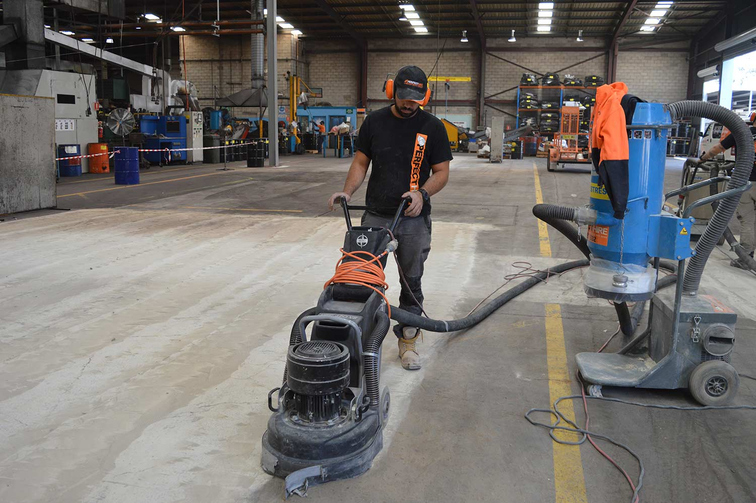 Concrete Grinding Services Sydney Perfect Concrete Care