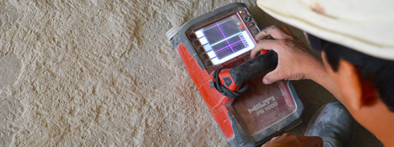 importance of concrete scanning