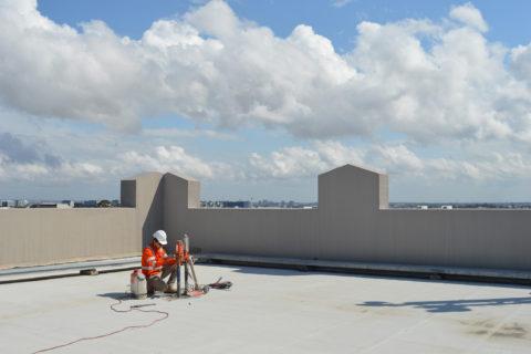 concrete coring crewe place