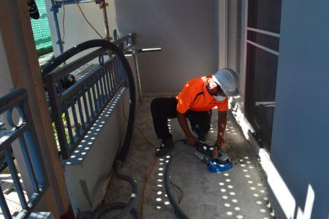 concrete grinding miranda