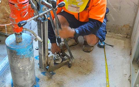 concrete core drilling cammeray sydney header