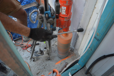 concrete coring marrickville
