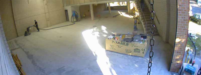 concrete grinding sydney brooekvale