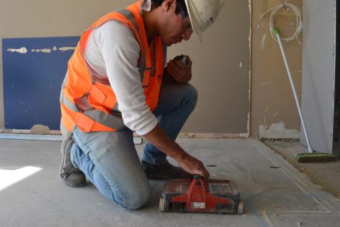 concrete scanning novotel
