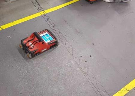 concrete scanning sydney international airport