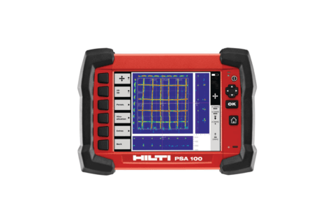 HILTI X-SCAN SYSTEM PS1000 Perfect Concrete Care