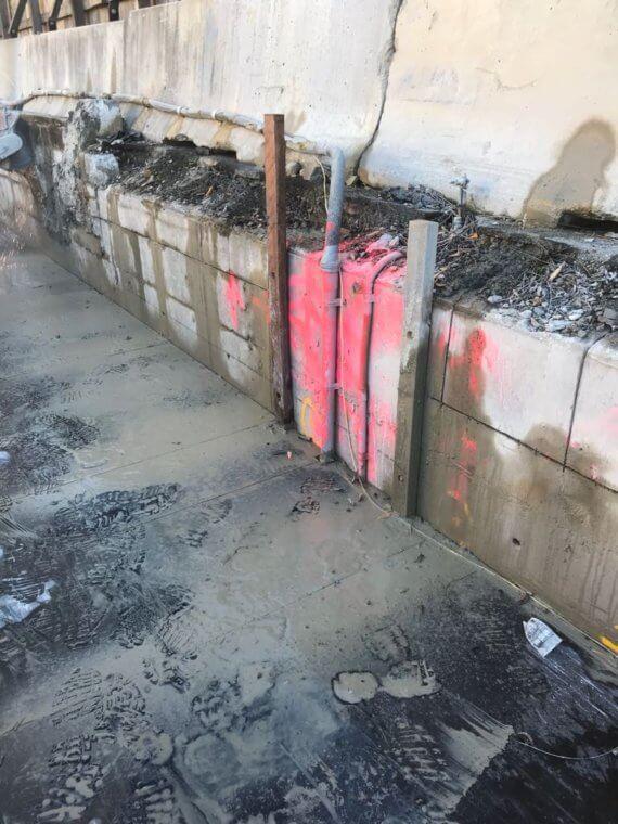 concrete cutting rushcutters bay