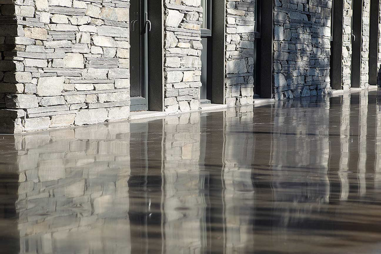 What is Polished Concrete - Perfect Concrete Care