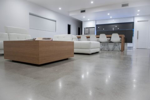 polished concrete floors sydney