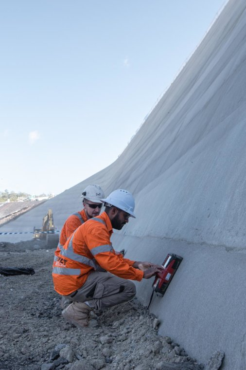 PCC - wall services
