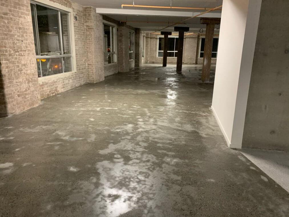 concrete grinding, sealing, polishing