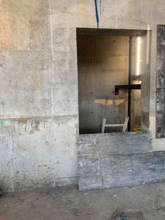 concrete works - Hurstville Plaza