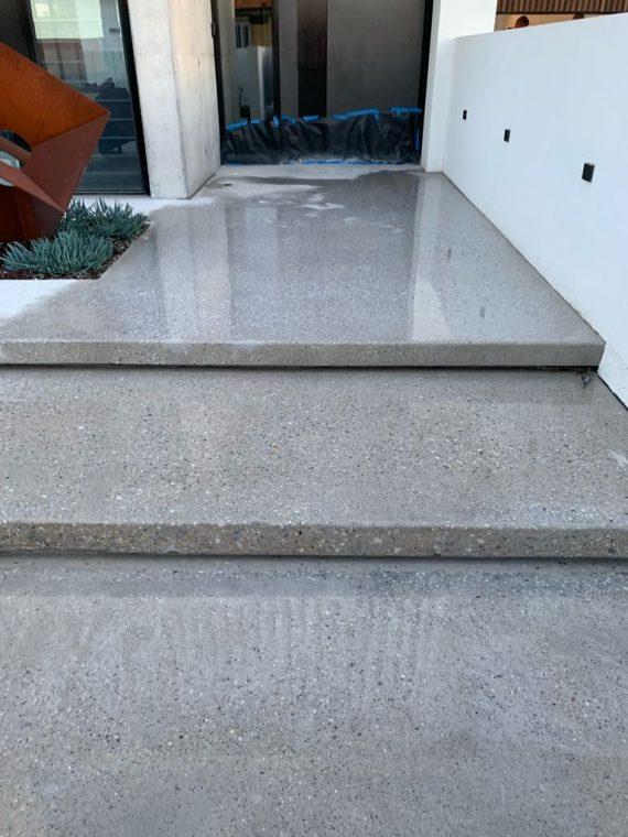 Concrete Services for Hutchinson Builders