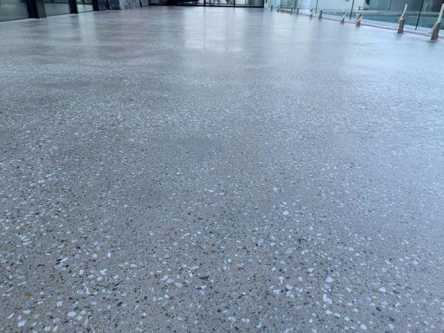 Concrete Grinding & Polishing, Patching, Chasing in Towradgi