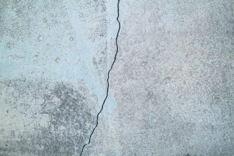 Cracked Concrete - Perfect Concrete Care